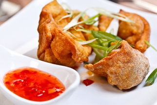 Get your taste buds rolling with these Asian cuisine rolls